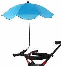 TIREOW Verstellbar Baby Kinderwagen Fahrrad Buggy