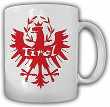 Tirol Österreich Austria Adler Abzeichen Wappen - Tasse Kaffee Becher #13308