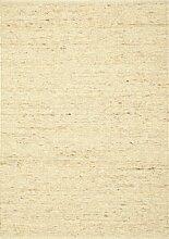 Tisca Teppich aus Schurwolle Landscape handgewebt