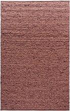 TISCA Teppich aus Schurwolle NEO rot (Verschiedene