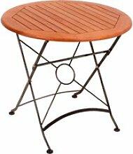 Tisch 'Kärnten' rund, klappbar