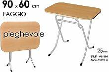 Tisch Beistelltisch Klapptisch aus Eisen und Holz