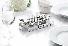 Tisch Besteck und Serviette Halter für