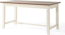Tisch Enna 160 cm, weiß