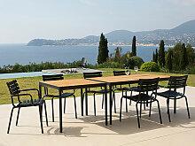 Tisch Four Houe schwarz, Designer Henrik Pedersen,
