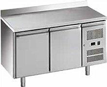 Tisch Gefrierschrank Gastronomie GN1/1belüftet