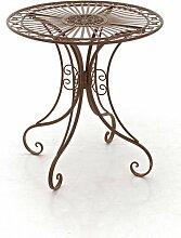 Tisch Hari-antik_braun