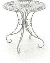Tisch Hari-antik_weiß