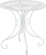 Tisch Hari-weiß