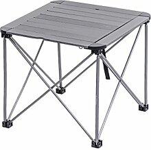 Tisch HUO, Outdoor Klapptisch Portable Aluminium
