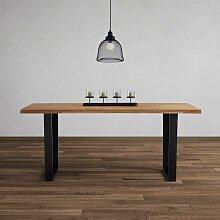 Tisch Kayla aus Eiche Echtholz ca. 180x90 cm