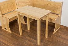 Tisch Kiefer massiv Vollholz natur Junco 226A