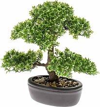 Tisch-Kunstbaum Bonsai im Topf Garten Living