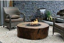 Tisch mit Feuerstelle Aragaz Elementi