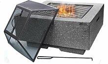 Tisch mit Feuerstelle Stone Gardeco
