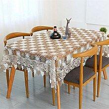 Tisch Tuch Tischdecke Spitze Tischdecke