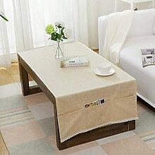 Tisch tuch wasserdichte tischtuch,cloth handtuch handtuch tv-schrank saubere farbe handtuch tisch,dust cover kühlschrank tisch bugaboo-E 45x180cm(18x71inch)