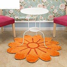 Tisch Und Stuhl-pads/Kissen Für Computerstuhl/Schlafzimmer Matten/Wohnzimmer Studie Mat/Stuhl Mat/Runde Matten-C 150x150cm(59x59inch)