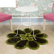 Tisch Und Stuhl-pads/Kissen Für Computerstuhl/Schlafzimmer Matten/Wohnzimmer Studie Mat/Stuhl Mat/Runde Matten-M 150x150cm(59x59inch)