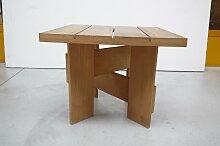 Tisch von Gerrit Thomas Rietveld für Cassina,
