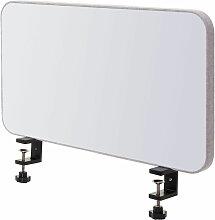 Tisch-Whiteboard HHG-927, Büro-Sichtschutz