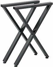 Tischbein-Set 71cm Tischbeine Kaffee Esstisch Bein