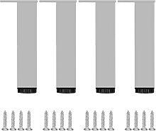 Tischbeine Höhenverstellbar, Höhe: 6-40 cm