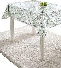Tischdecke 1, 80x80 cm grün Tischdecken