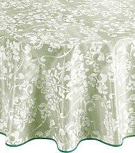 Tischdecke 1, 80x80 cm, Mitteldecke grün