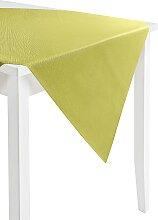 Tischdecke 5, 130x225 cm grün Mitteldecken