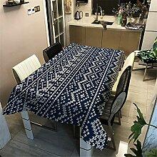 Tischdecke Abwaschbar für Speisetisch, Morbuy