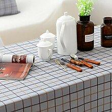 Tischdecke Abwaschbar Gestickte Quadratische
