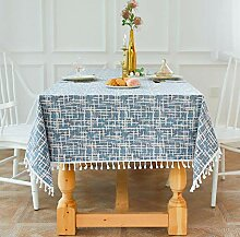 Tischdecke Abwaschbar Himmelblaue