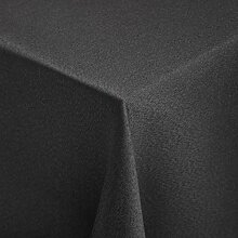 Tischdecke Ambita Glatt quadratisch, 100x100 cm