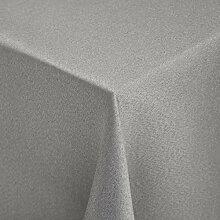 Tischdecke Ambita Struktur quadratisch, 100x100 cm