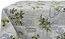 Tischdecke aus 100% Baumwolle Fantasie Sirmione