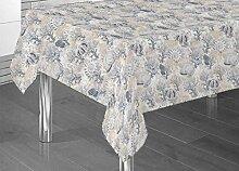 Tischdecke aus 100% Baumwolle Position Marina 140x240 beige