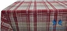 Tischdecke aus 100% Baumwolle Position Square