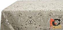 Tischdecke aus Baumwolle Fantasie Sissi 140x240