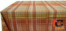 Tischdecke aus Baumwolle Muster Square 140x240