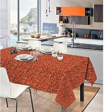 Tischdecke aus Baumwolle Position 7937 140x240 ro