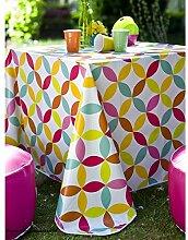 Tischdecke aus Wachstuch 140x 200auty