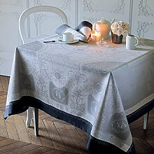 Tischdecke Bagatelle Flanelle 172 x 172 cm