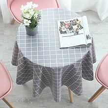 Tischdecke baumwolle leinendecke draußen