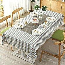 Tischdecke Baumwolle Mit Spitze, Tablecloth