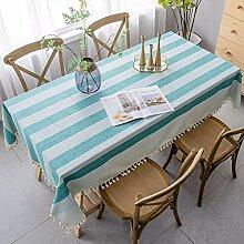 Tischdecke,Baumwolltuch