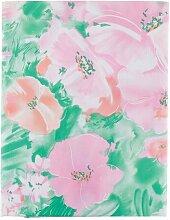 Tischdecke Brambly Cottage Farbe: Creme/Rosa