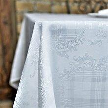 Tischdecke, bügelfrei, fleckenresistent, für