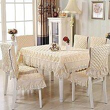 Tischdecke Chair Cover Sitzkissen-set TischwÄsche