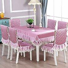 Tischdecke Chair cover waschbar Abdeckungen für